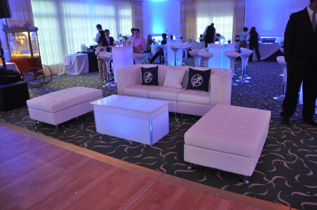 photos of past events using lounge furniture ct ny wedding bar